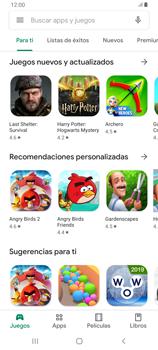 Instala las aplicaciones - Samsung Galaxy A80 - Passo 5