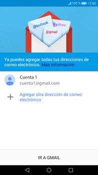 Configura tu correo electrónico - Huawei Mate 9 - Passo 15