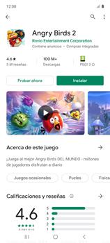 Instala las aplicaciones - Samsung Galaxy A51 - Passo 17