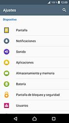 Desbloqueo del equipo por medio del patrón - Sony Xperia XZ Premium - Passo 4