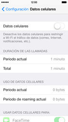 Configura el Internet - Apple iPhone 5c - Passo 4