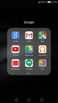 Uso de la navegación GPS - Huawei Mate 8 - Passo 3