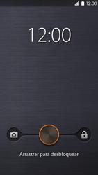Bloqueo de la pantalla - Huawei Ascend P6 - Passo 4