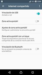 Comparte la conexión de datos con una PC - Sony Xperia XZ Premium - Passo 10
