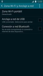 Comparte la conexión de datos con una PC - Samsung Galaxy S5 - G900F - Passo 6