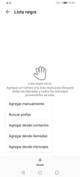 Cómo bloquear llamadas - Huawei Y6p - Passo 7