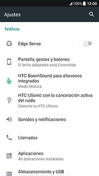 Limpieza de aplicación - HTC U11 - Passo 3