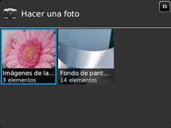 Transferir fotos vía Bluetooth - BlackBerry Bold 9720 - Passo 5