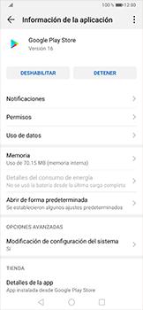 Limpieza de aplicación - Huawei P30 Pro - Passo 5