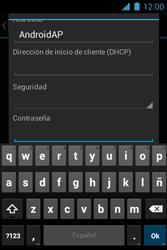 Configura el hotspot móvil - Motorola RAZR D1 XT914 - Passo 8