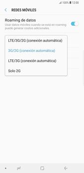 Configurar el equipo para navegar en modo de red LTE - Samsung Galaxy S9 Plus - Passo 6
