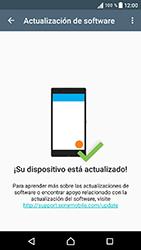 Actualiza el software del equipo - Sony Xperia E5 - Passo 7