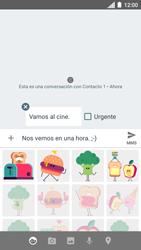 Envía fotos, videos y audio por mensaje de texto - Motorola Moto C - Passo 10