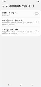 Comparte la conexión de datos con una PC - Samsung Galaxy A10 - Passo 8