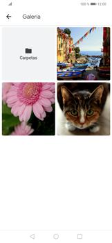 Envía fotos, videos y audio por mensaje de texto - Huawei P30 - Passo 11