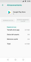 Limpieza de aplicación - Motorola Moto E5 Play - Passo 10