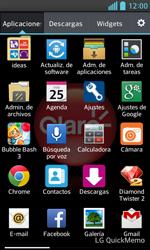 Configura el Internet - LG Optimus L5 II - Passo 3