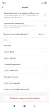 Configura el Internet - Xiaomi Redmi Note 9 Pro - Passo 25