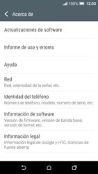 Actualiza el software del equipo - HTC One A9 - Passo 6