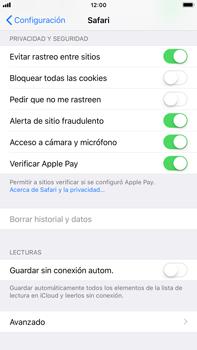 Limpieza de explorador - Apple iPhone 8 Plus - Passo 6
