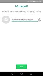 Configuración de Whatsapp - Huawei P10 - Passo 11