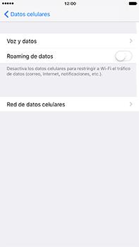 Configura el Internet - Apple iPhone 7 Plus - Passo 6