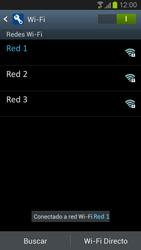 Configura el WiFi - Samsung Galaxy S 3  GT - I9300 - Passo 8