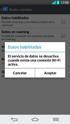Desactiva tu conexión de datos - LG G2 - Passo 6