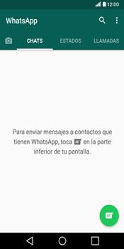 Configuración de Whatsapp - LG G6 - Passo 14