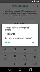 Configuración de Whatsapp - LG G5 - Passo 9