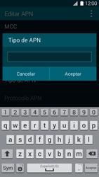 Configura el Internet - Samsung Galaxy S5 - G900F - Passo 13