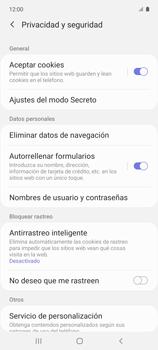 Limpieza de explorador - Samsung Galaxy A51 - Passo 9