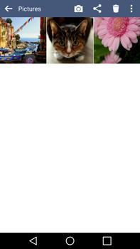 Transferir fotos vía Bluetooth - LG G4 - Passo 5