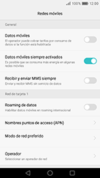 Desactiva tu conexión de datos - Huawei P9 Lite Venus - Passo 6