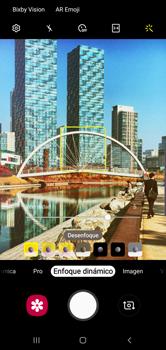 Live Focus - Samsung S10+ - Passo 9