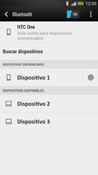 Conecta con otro dispositivo Bluetooth - HTC One - Passo 8