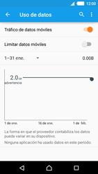Desactiva tu conexión de datos - Sony Xperia M4 Aqua E2303 - Passo 4