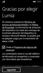 Activa el equipo - Microsoft Lumia 532 - Passo 16