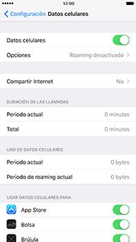 Desactiva tu conexión de datos - Apple iPhone 7 Plus - Passo 3