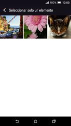 Envía fotos, videos y audio por mensaje de texto - HTC One A9 - Passo 19