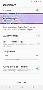 Desbloqueo del equipo por medio del patrón - Samsung A7 2018 - Passo 11