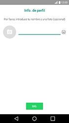 Configuración de Whatsapp - LG K10 - Passo 9