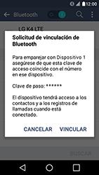 Conecta con otro dispositivo Bluetooth - LG K4 - Passo 8