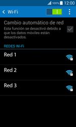 Configura el WiFi - Samsung Galaxy Core 2 - G355 - Passo 6