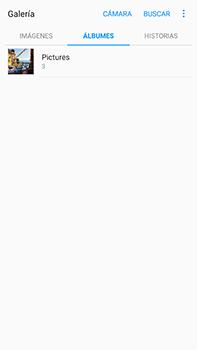Transferir fotos vía Bluetooth - Samsung Galaxy A7 2017 - A720 - Passo 5