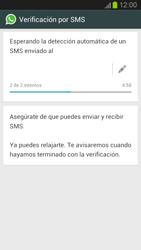 Configuración de Whatsapp - Samsung Galaxy S 3  GT - I9300 - Passo 7
