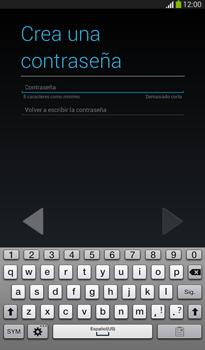 Crea una cuenta - Samsung Galaxy Tab 3 7.0 - Passo 9