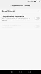Comparte la conexión de datos con una PC - Huawei P9 - Passo 6