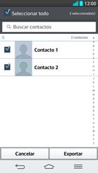 ¿Tu equipo puede copiar contactos a la SIM card? - LG G2 - Passo 8