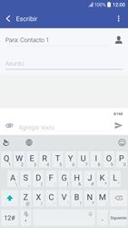 Envía fotos, videos y audio por mensaje de texto - HTC 10 - Passo 10